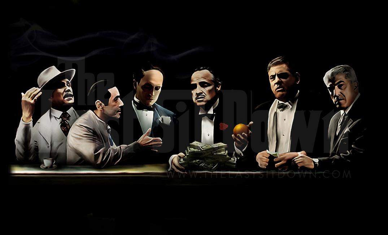 Mafia Gangster Poster